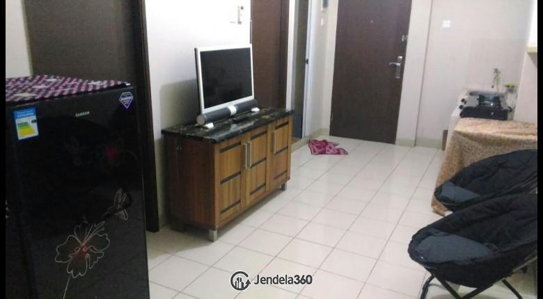 Living Room Sunter Park View Apartment