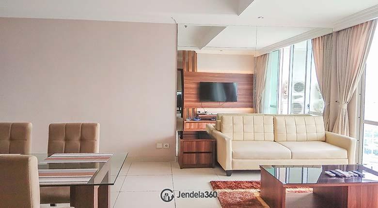 Living Room Kuningan City (Denpasar Residence)
