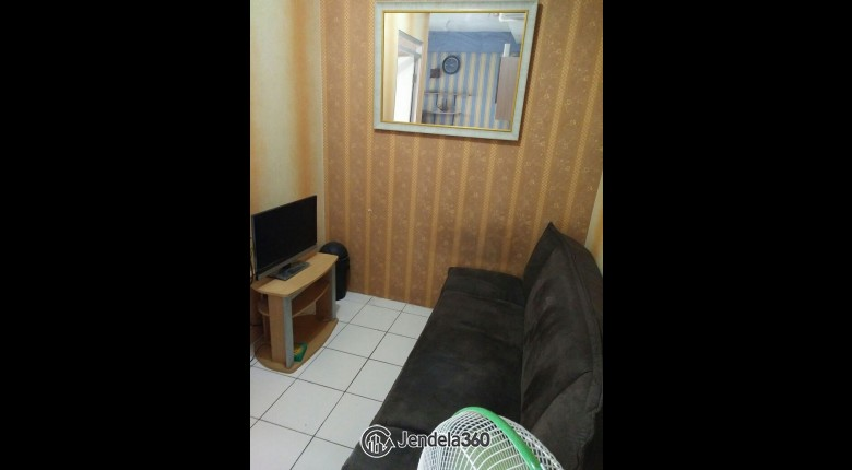 Living Room Menteng Square Apartment Apartment
