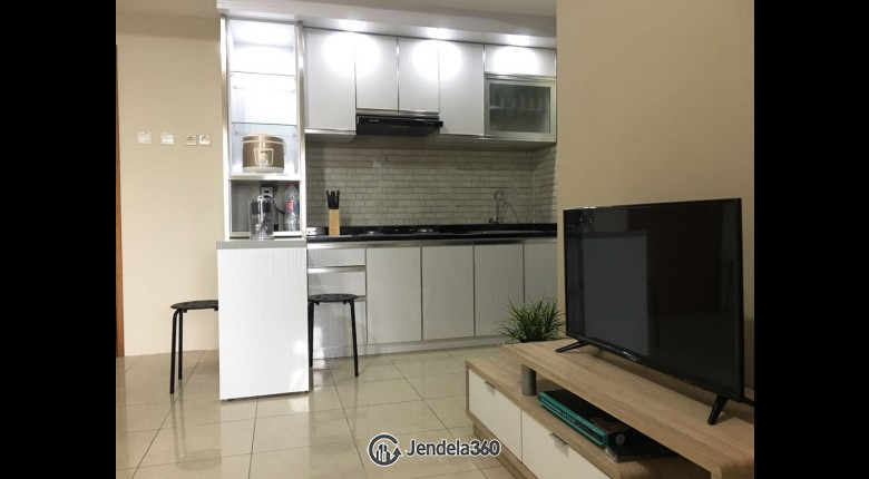 Living Room Gading Green Hill Apartment 2BR Fully Furnished