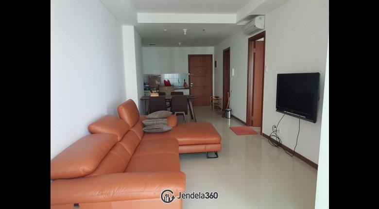 Living Room Condominium SeaView Pluit (GreenBay)