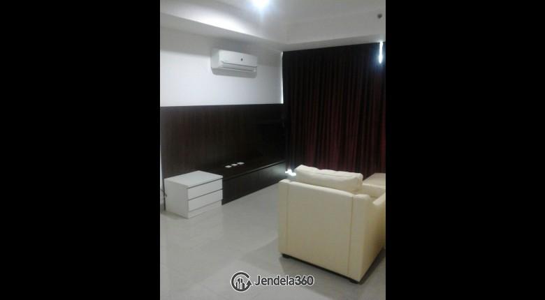 Living Room Kemang Village Apartment 2BR Fully Furnished Apartment