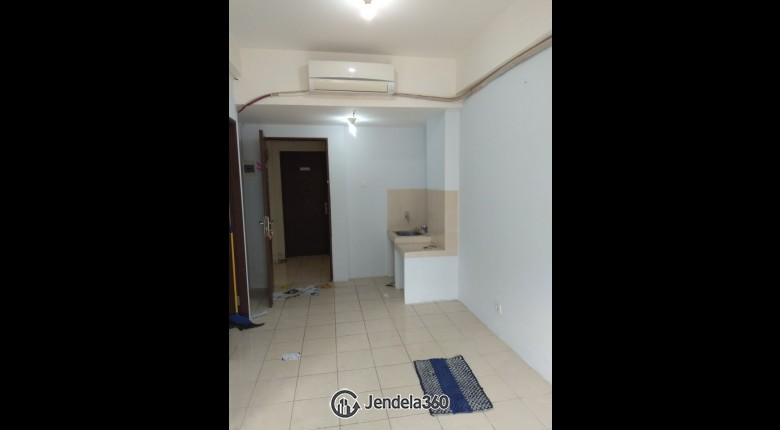 Living Room Puri Park View Apartment 2BR Fully Furnished