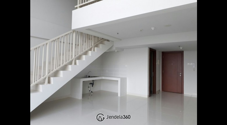 Living Room Soho Pancoran Apartment 2BR Tower 1 Apartment