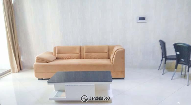 Living Room The Mansion Kemayoran Jasmine