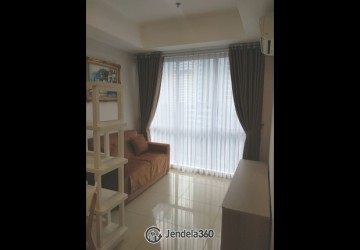 The Mansion Kemayoran Bougenville 2BR Fully Furnished
