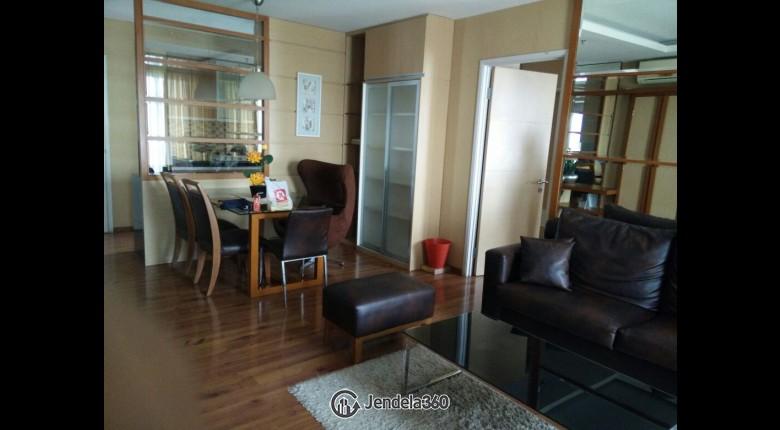 Living Room Lavande Residence 3BR Fully Furnished