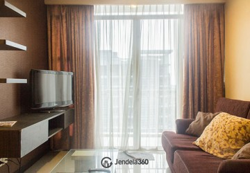 CBD Pluit Apartment 3BR Fully Furnished