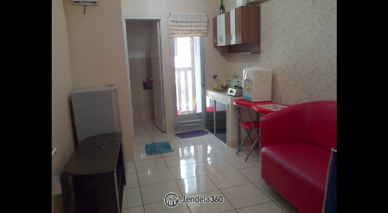 Living Room Green Bay Pluit Apartment 2BR Fully Furnished
