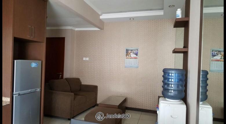 Living Room Sudirman Park Apartment