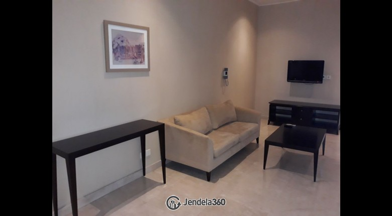 Living Room Mayflower Apartment (Indofood Tower)