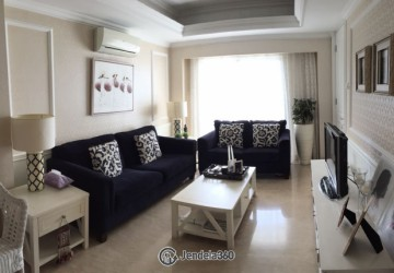 Puri Park Residence 2BR Fully Furnished