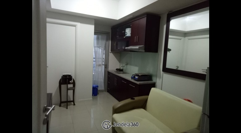 Living Room Apartemen Green Lake Sunter Apartment