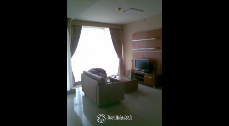 Living Room Kuningan Place Apartment Apartment
