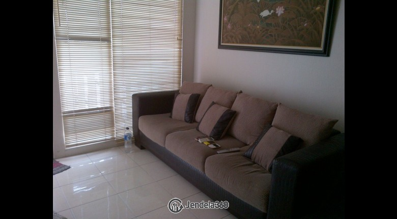 Living Room Casablanca Mansion 3BR Fully Furnished Apartment