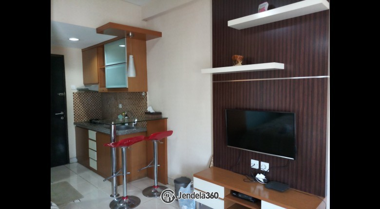 Living Room Apartemen Taman Sari Sudirman