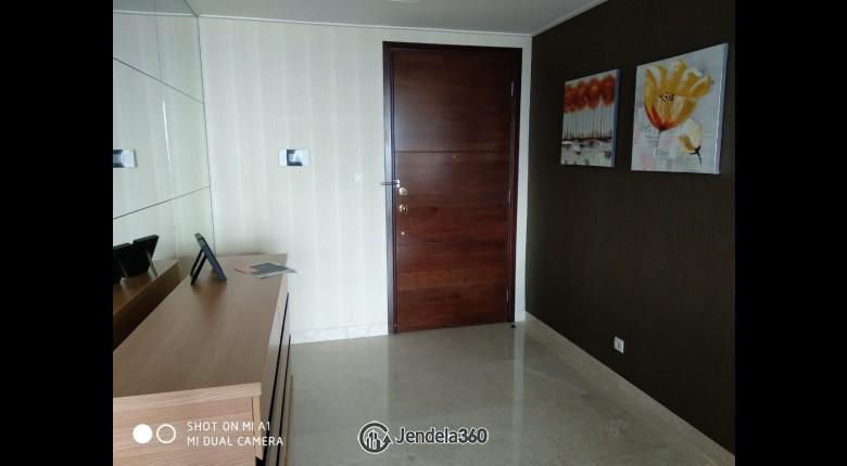 Living Room Apartemen Ascott Kuningan Jakarta