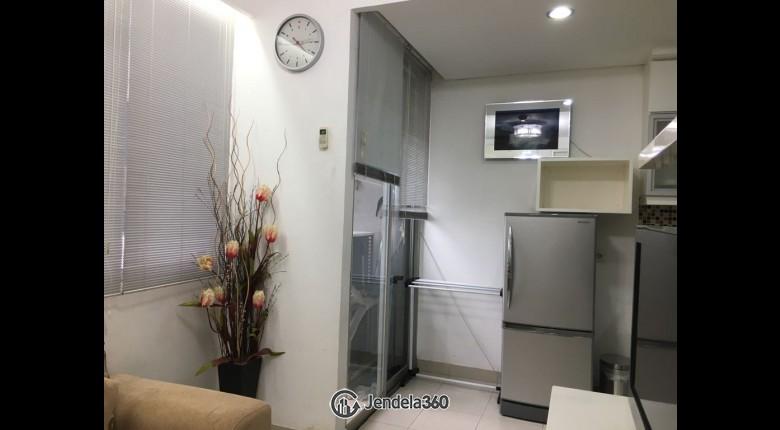 Living Room Apartemen Kuningan Place Apartment