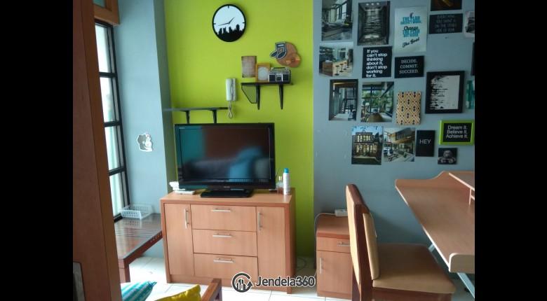 Living Room Salemba Residence