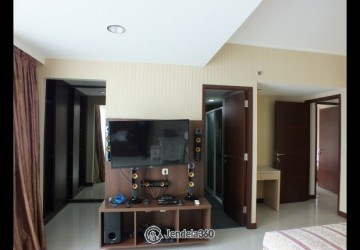 Taman Anggrek Condominium Apartment 3BR View City