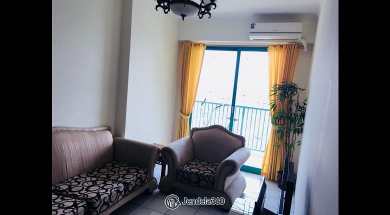 Living Room Graha Cempaka Apartment