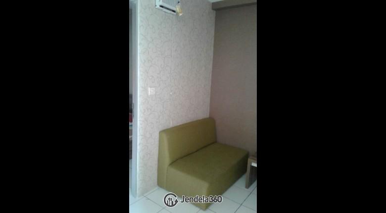 Living Room Apartemen Menteng Square Apartment