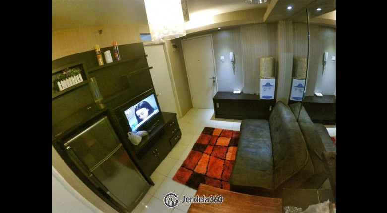 Living Room Apartemen Kalibata City Green Palace