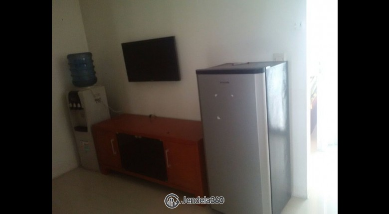 Living Room Apartemen Menteng Square Apartment