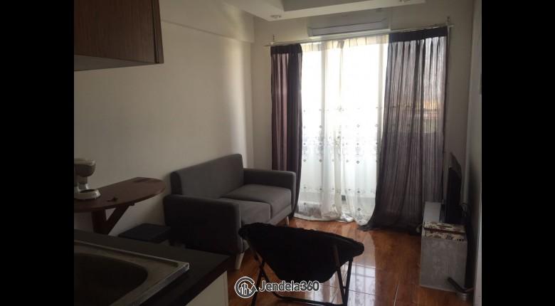 Living Room Sentra Timur Residence 2BR Fully Furnished
