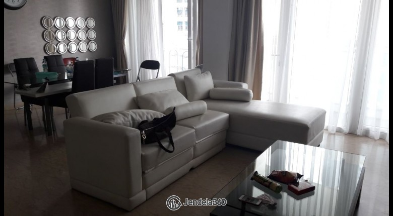Living Room Royale SpringHill Residence