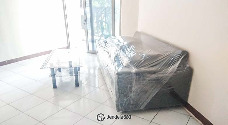 Living Room Taman Kemayoran Kondominium