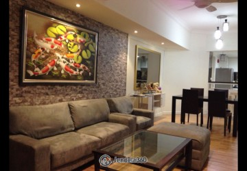 Taman Anggrek Condominium Apartment 3BR Tower 4