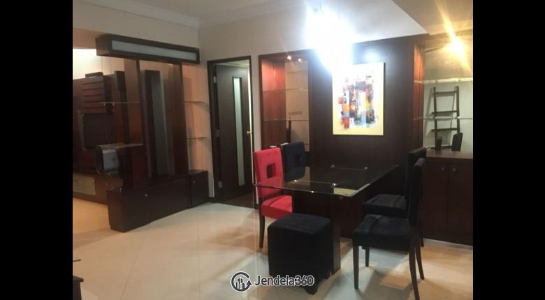 Living Room Taman Anggrek Condominium Apartment