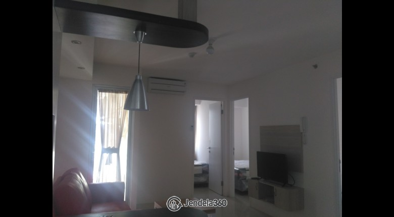 Living Room Bassura City Apartment 3BR Fully Furnished Apartment