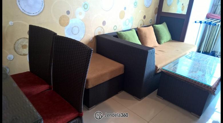 Living Room Apartemen Kuningan City (Denpasar Residence)