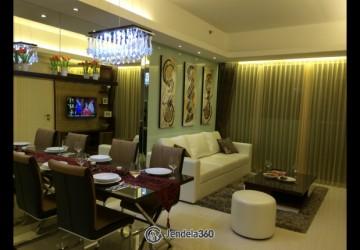Kemang Village Apartment 2BR Fully Furnished