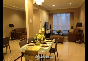 Gandaria Heights Apartment 3BR Fully Furnished