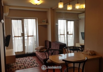 Puri Park View Apartment 1BR Tower AC
