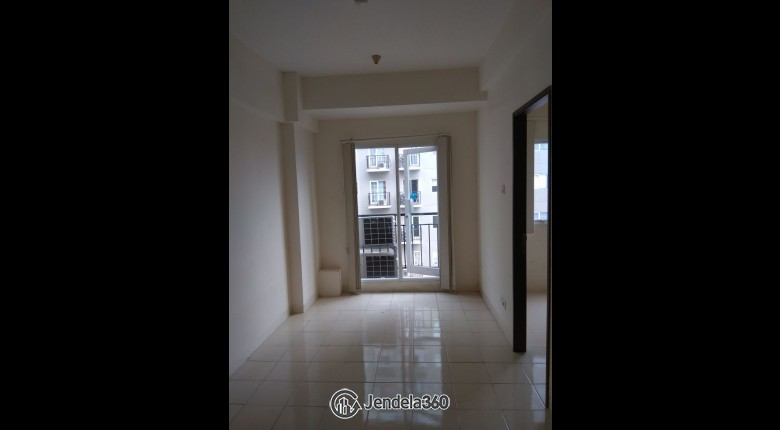Living Room Apartemen Puri Park View Apartment 2BR Tower BC