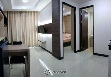 Sky Terrace Apartment 1BR Fully Furnished