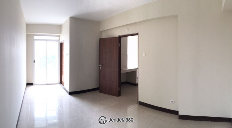 Living Room Pluit Sea View 3BR Non Furnished Apartment