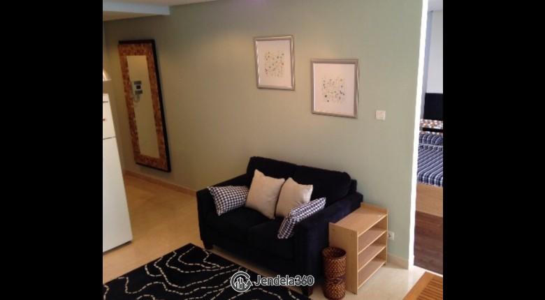 Living Room The Mansion Kemang