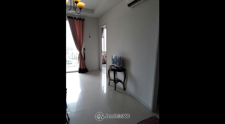 Living Room Apartemen Lavande Residence