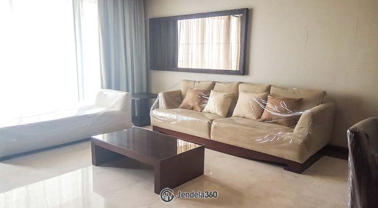 Living Room Casablanca Apartment 2BR Tower 1 Apartment