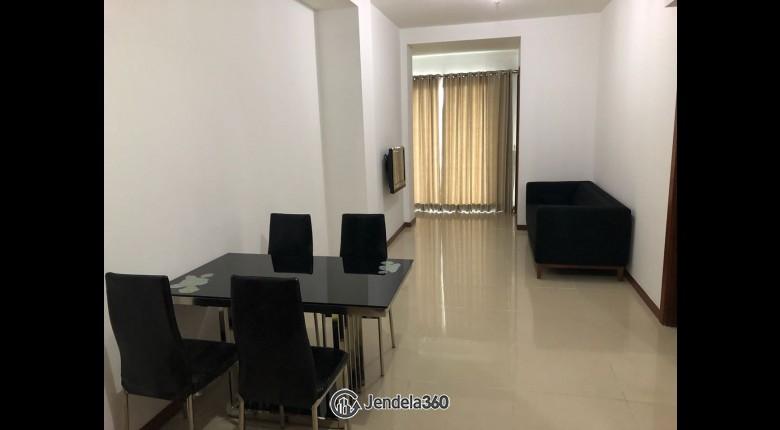 Living Room Apartemen Condominium SeaView Pluit (GreenBay)