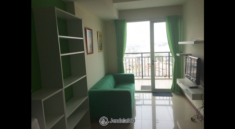 Living Room Marbella Kemang Residence Apartment Apartment