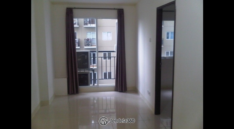 Living Room Puri Park View Apartment 2BR Semi Furnished Apartment
