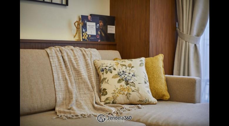 Living Room Pondok Indah Residence