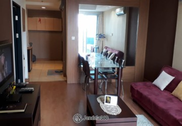 Essence Darmawangsa Apartment 2BR Fully Furnished