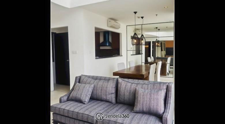 Living Room Essence Darmawangsa Apartment Apartment